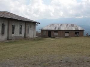 Sunday School and Kindergarden Building